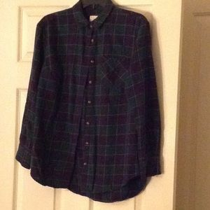 A New Day flannel shirt